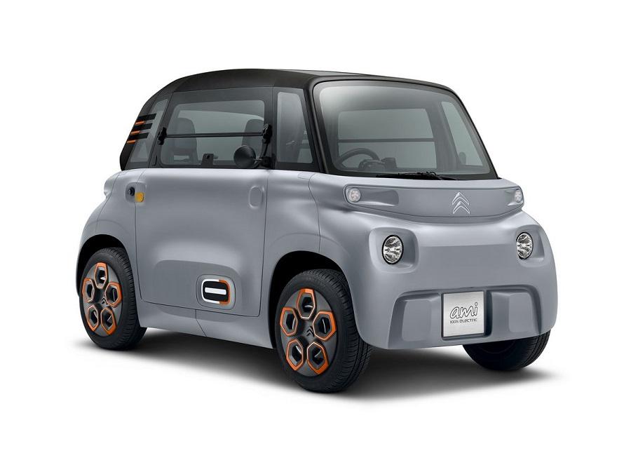 Citroën ami - véhicule électrique