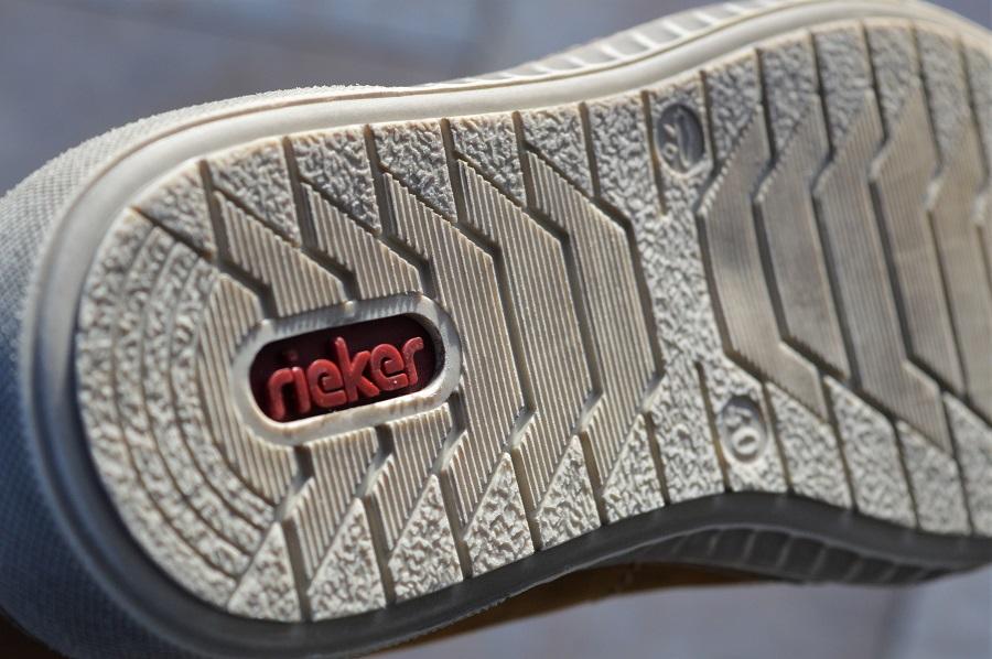 chaussures anti-stress pour homme RIEKER - semelle souple