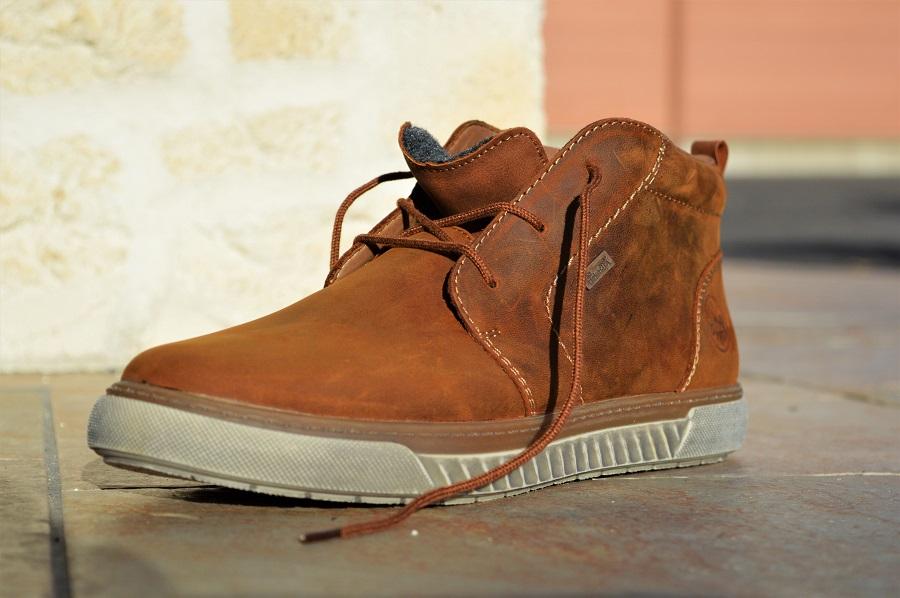Chaussures anti-stress RIEKER - chaussure élégante et tout terrain