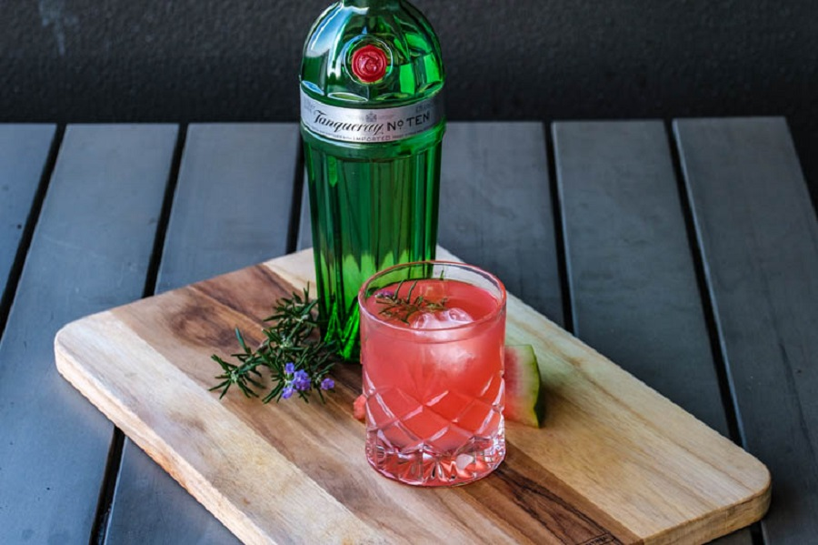 Comment déguster un Gin Tanqueray ?