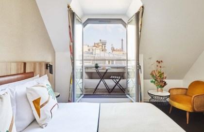 les plus beaux hotels 4 étoiles de Paris
