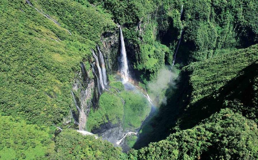 Trou de Fer - Ile de La Réunion
