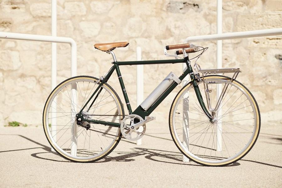 Des vélos électriques français fabriqués et assemblés en France