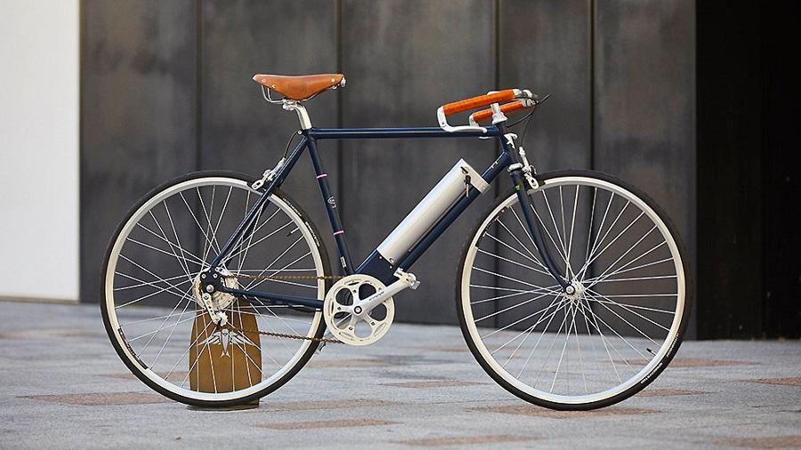 Marque de vélo électrique français - Cycles CAVALE