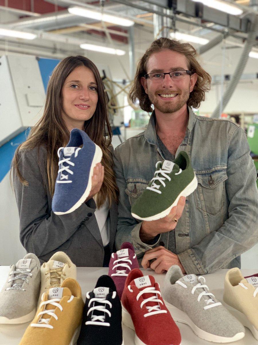 Mélanie et Simon- co-fondateurs de UBAC
