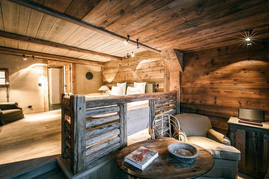 Hôtel refuge confort à Megève - Hôtel Le Chalet Zannier