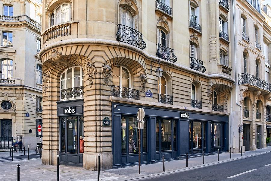 La nouvelle Boutique NOBIS à Paris : 2, rue des Petits-Pères