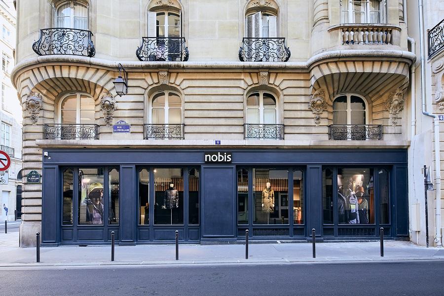 Boutique NOBIS à Paris