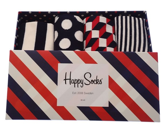 Chaussettes mi-hautes Happy Socks