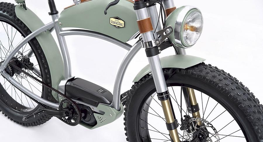 Made in France : Une nouvelle gamme de vélos électriques d'exception lancée par Les Ateliers HeritageBike