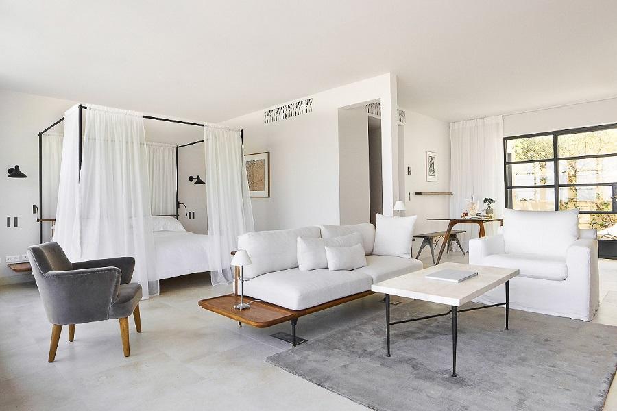 Villa La Coste - Chambre - ©Richard-Haughton