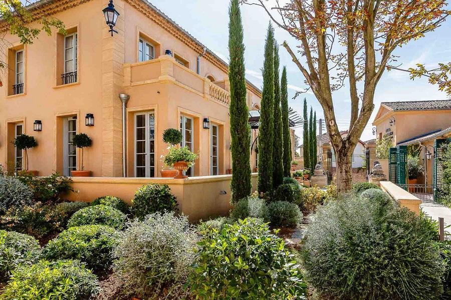 Villa Saint-Ange à Aix-en-Provence ©Villa-Saint-Ange