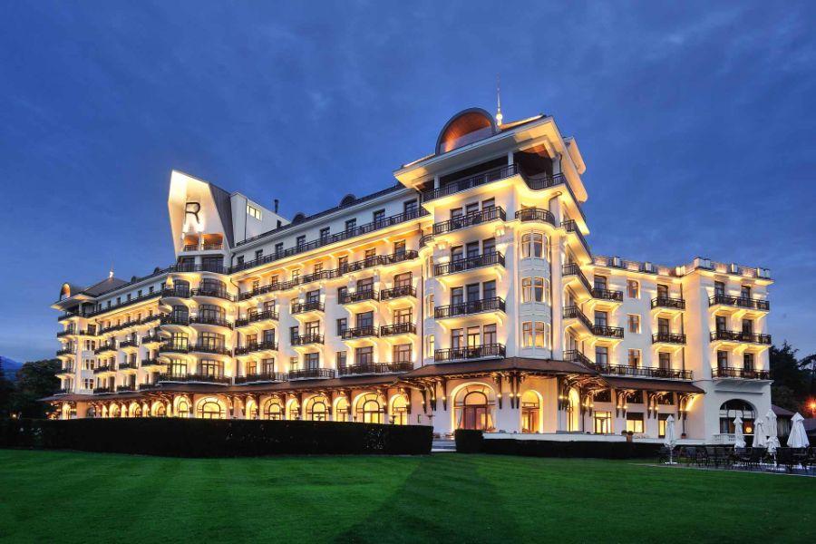 Hôtel Royal Evian Resort ©_DR