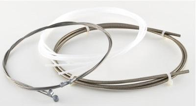 Kit câbles et gaines de frein vélo rétro en inox VeloOrange