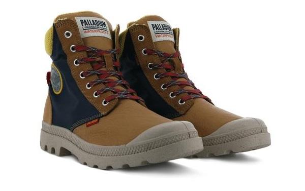 chaussures PAMPA SC CAMPER WP+ Palladium