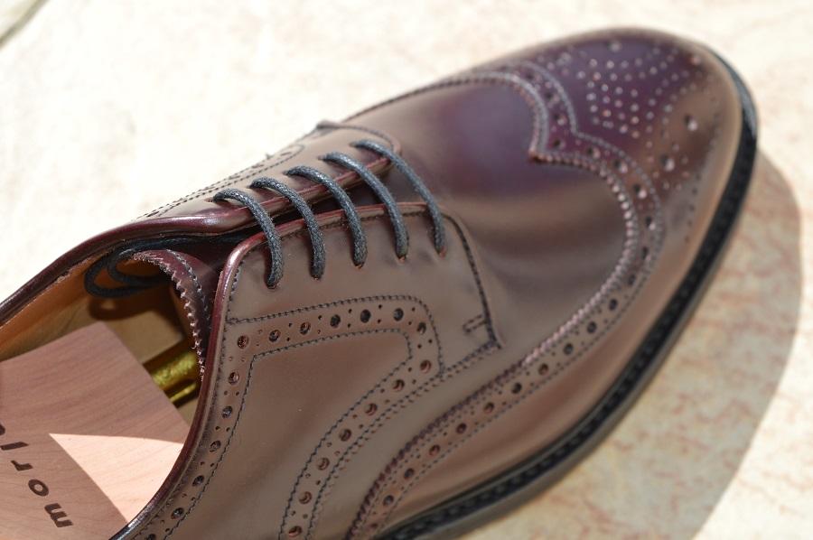 Morjas chaussures haut de gamme pour homme fabriquée en Espagne
