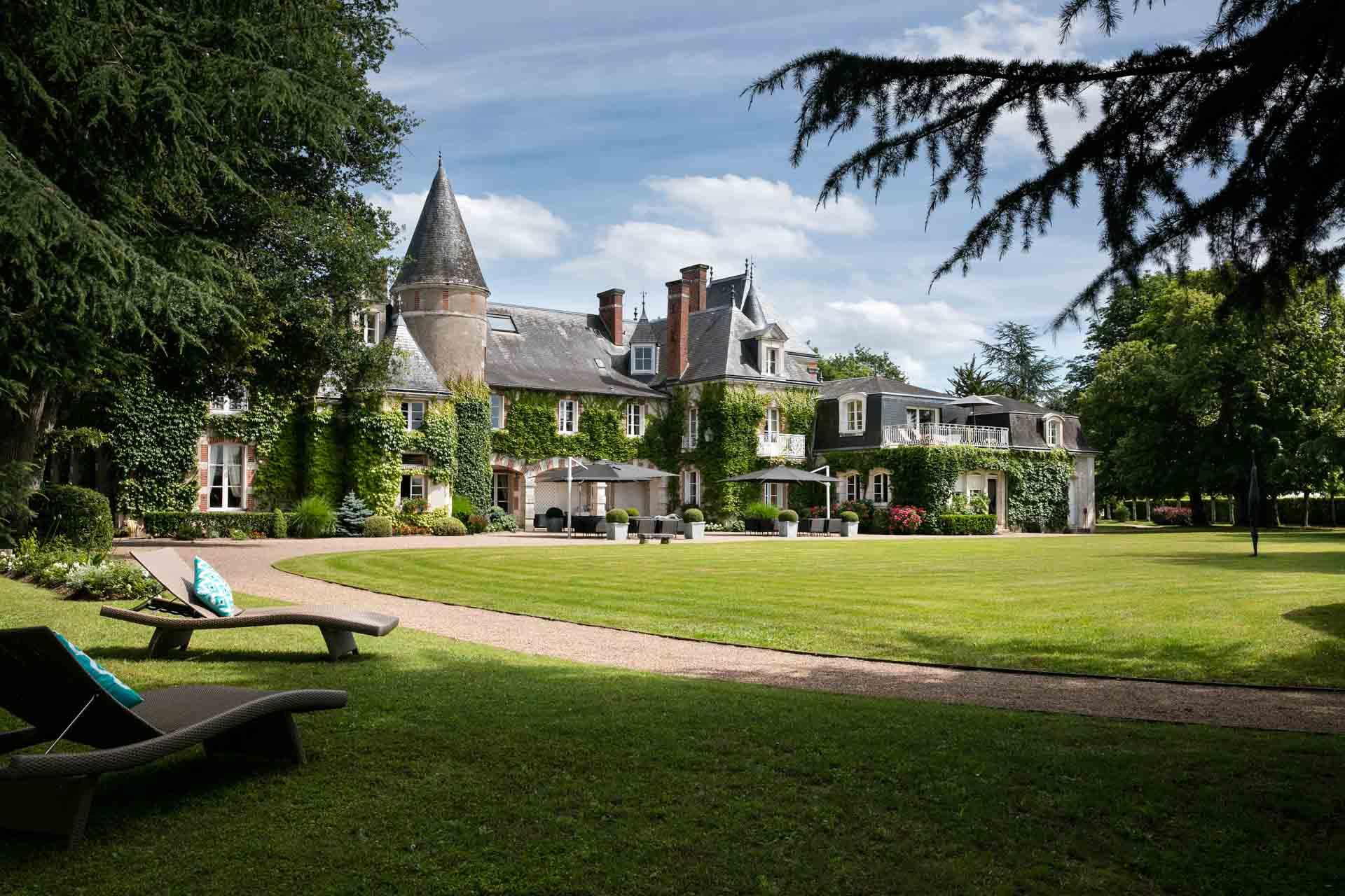 Hôtel Les Hauts de Loire