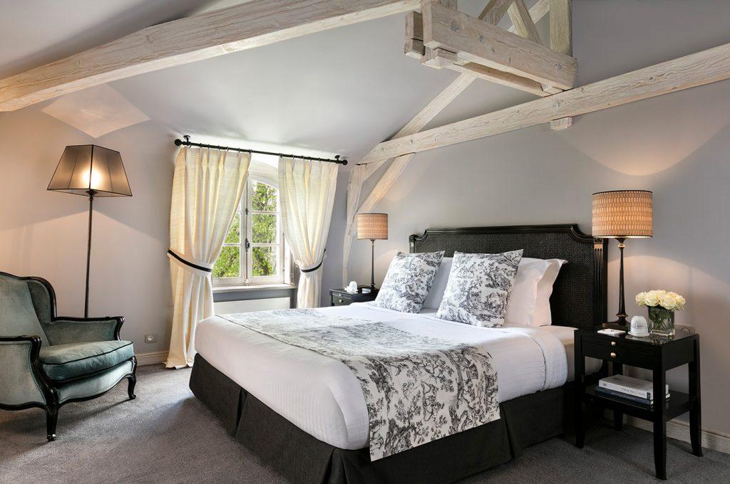 chambre 3 Hôtel Les Hauts de Loire