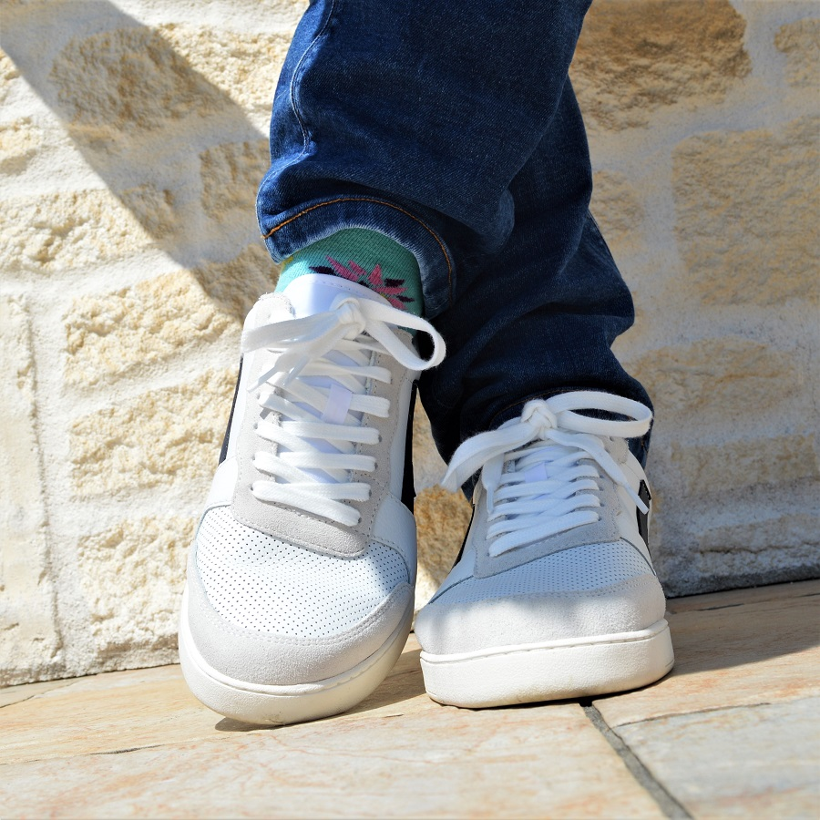 Photo Test et avis sneakers FAGUO 110€
