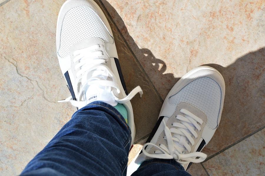 Test et avis sneakers FAGUO