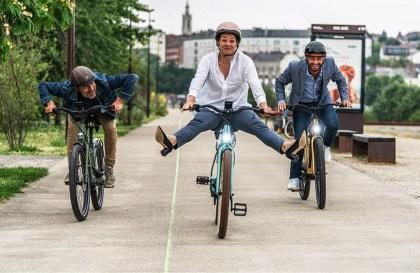 Vélo électrique Reine Bike fabriqué en France