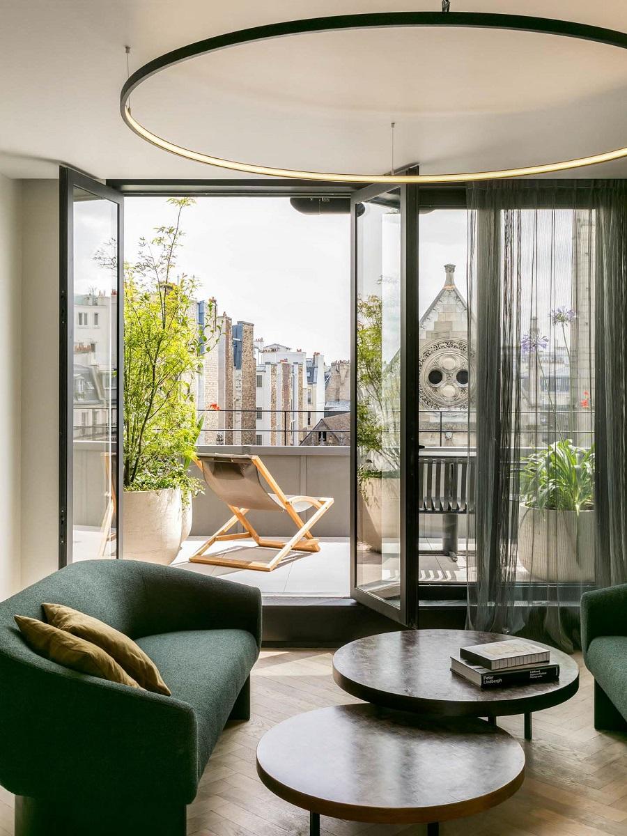 Hôtel National des Arts et Métiers - Paris 3 - suite