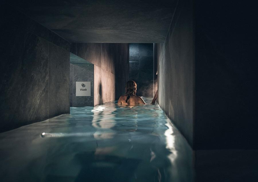 SPA piscine Le Parc Hôtel Obernai