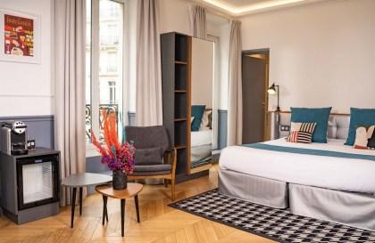 Le Petit Lafayette, un hôtel cosy paris