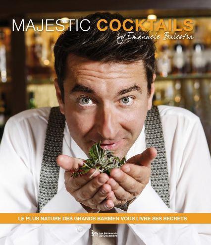 Livre : Majestic Cocktails de Emanuele Balestra
