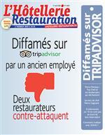 Le journal L'Hôtellerie Restauration