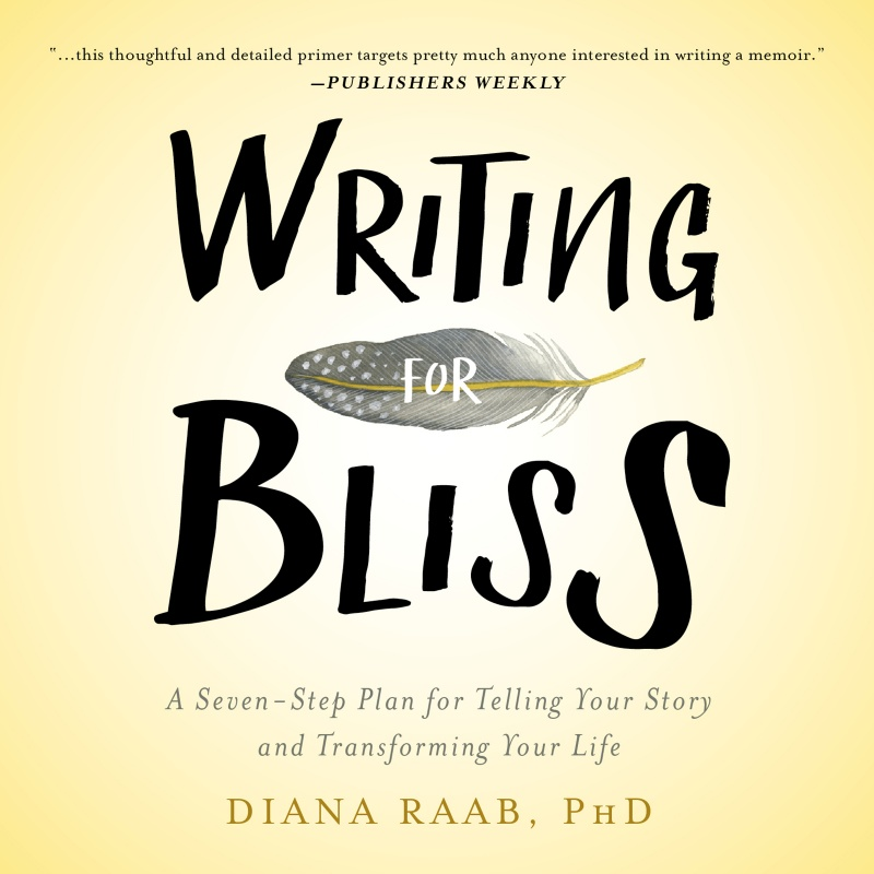 Writing for Bliss - audiobook edition