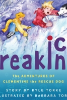 Ice Breaking: The Adventures of Clementine the Rescue Dog