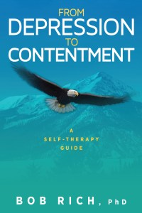 Book cover image - From Depression to Contentment by Bob Rich