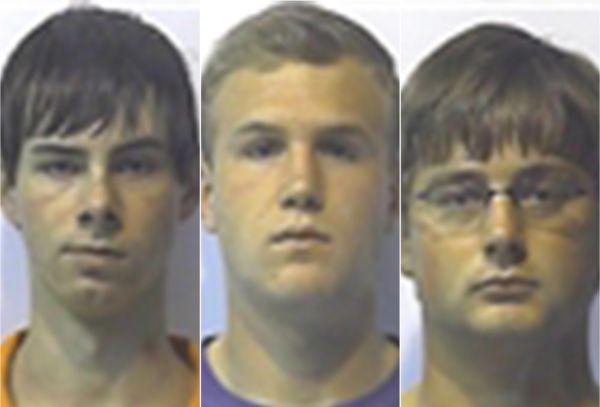 Kentucky gang rape
