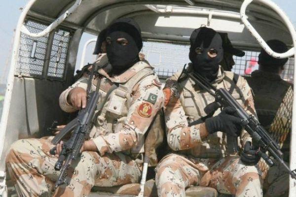 Rangers in Karachi