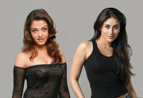Aishwarya Rai and Kareena Kapoor