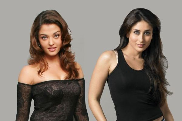 Aishwarya Rai and Kareena Kapoor