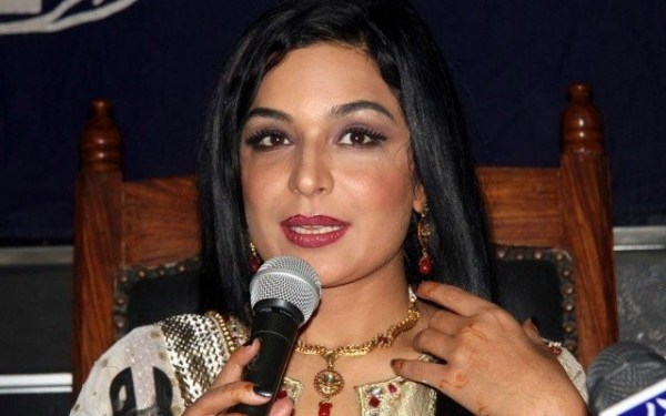 Lollywood film star Meera