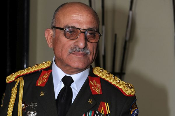 General Sher Mohammad Karimi