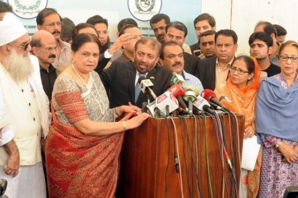 MQM resigns from Parliament