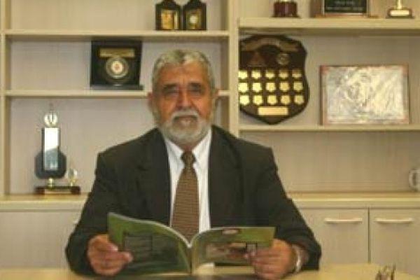 Al-Taqwa College principal Omar Hallak
