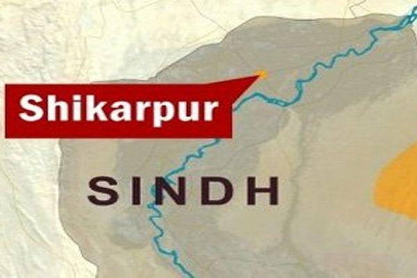Shikarpur map