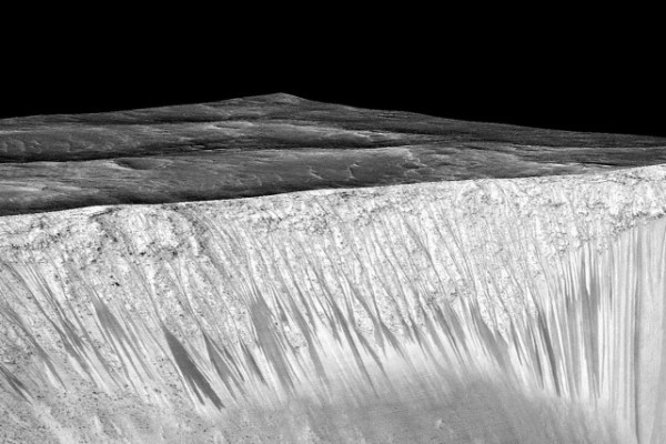 NASA says life could exist on Mars