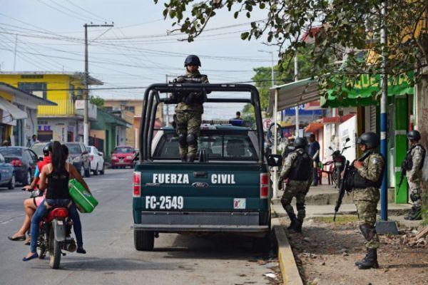 Mexico birthday shooting
