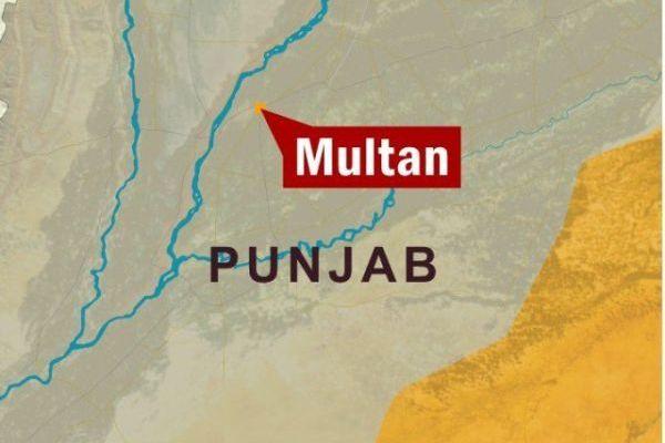 Multan map