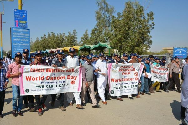 World Cancer Day Walk