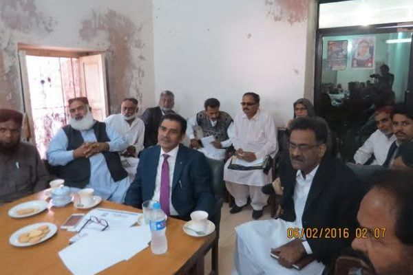 Chairman STBB Reiterates 100 percent free distribution of text books at all levels of schools in Sindh