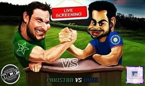 Pakistan vs India T20 World Cup 2016