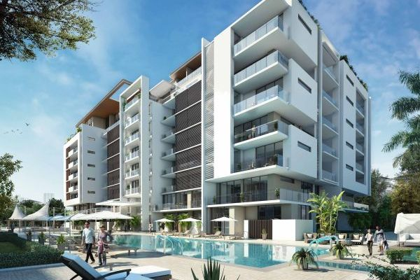 Sobha Group launches 'Sobha Hartland' in Dubai - high-rise apartments