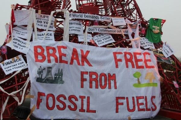 Break Free from Fossil Fuels